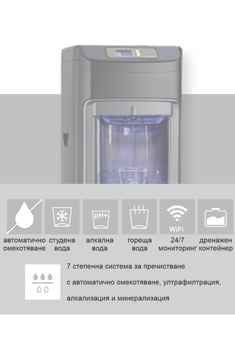 Диспенсър За Вода SmartWaterSpot v.1.2
