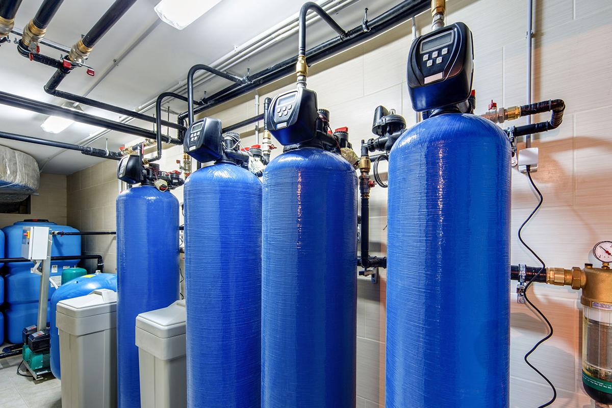 AQUALINE филтърни системи за премахване на манган, желязо, арсен