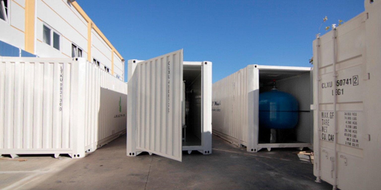 В контейнерни системи
