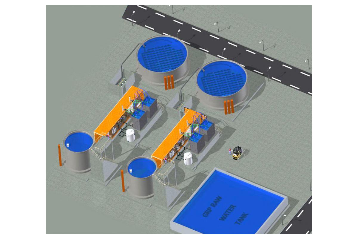 Мембранни биореактори AQUALINE
